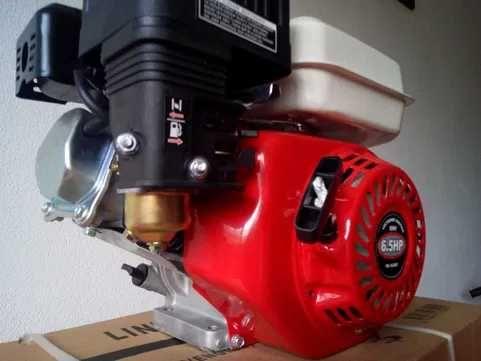 Motores a gasolina 6,5HP 4 Tempos para motocultivador NOVOS