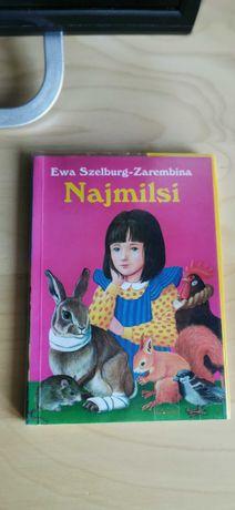 """Książka """"Najmilsi"""" Ewa Szelburg-Zarembina"""