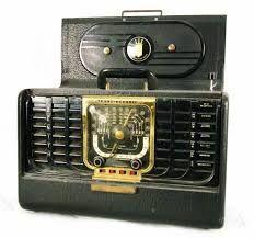 Rádio Zenith Transoceanic de 1947