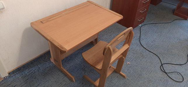 Парта-стол