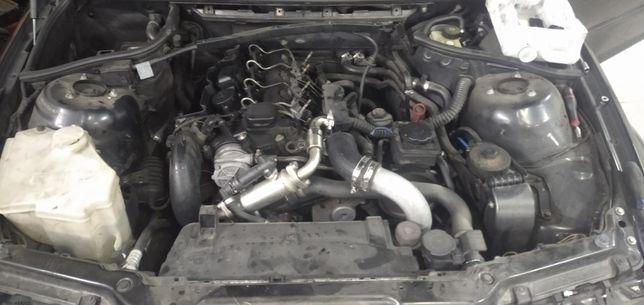 Motor BMW e46 320d 136cv para peças