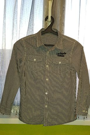 Рубашка-трансформер на подростка