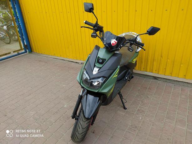 Скутер FORTE BWS-R 150CC мопеди мотоцикли. ЗАПЧАСТИНИ