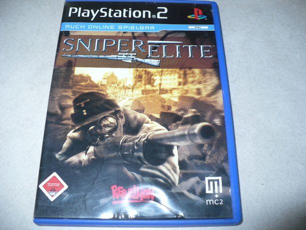 Na ps2 Sniper Elite