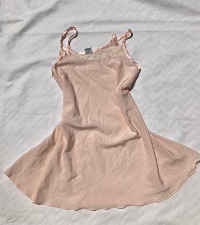 Vestidos de dormir vintage: silky mini dress