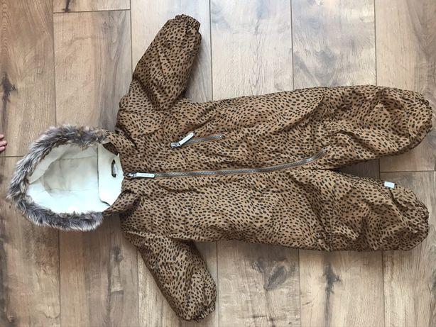 Зимний Комбинезон Н&М 9-12 мес размер 80 см