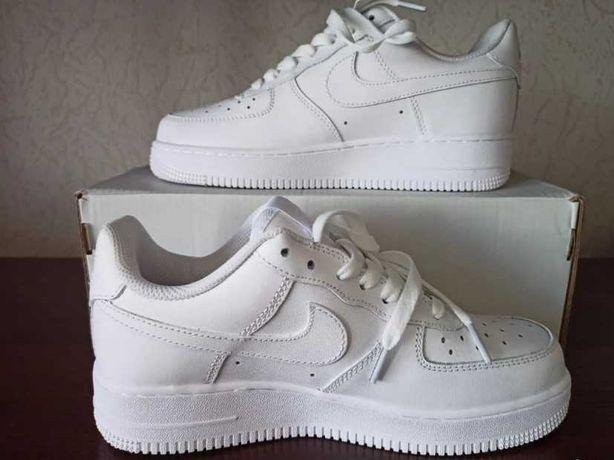 Кроссовки Nike Air Force Найк Аир Форс кеды Найк