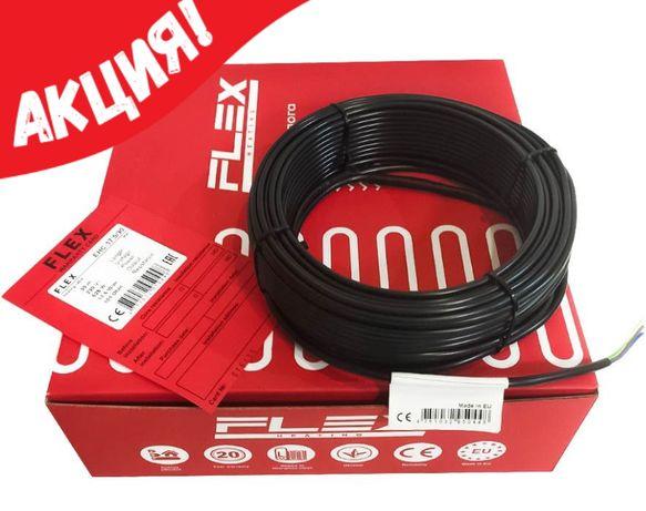 Распродажа Греющий кабель Электрический теплый пол Fenix flex Чехия