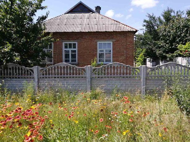 Кирпичный дом в поселке Окунёвка 72 кв.м.