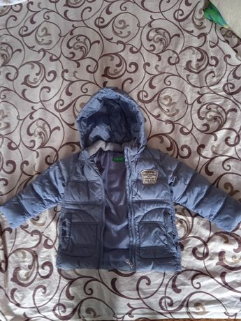 Куртка зима на 2 года