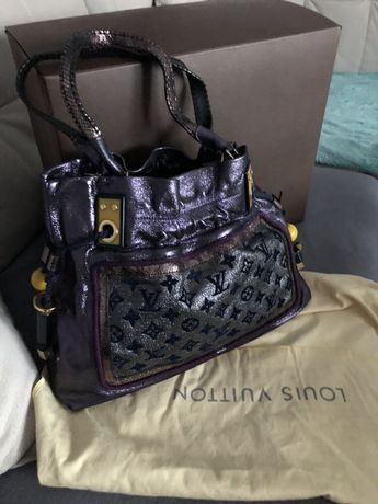 Louis Vuitton Monogram lurex limitem edition