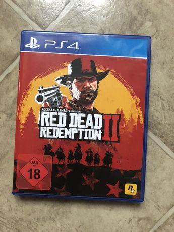 Red Dead Redemption 2 PS4 jak nowa