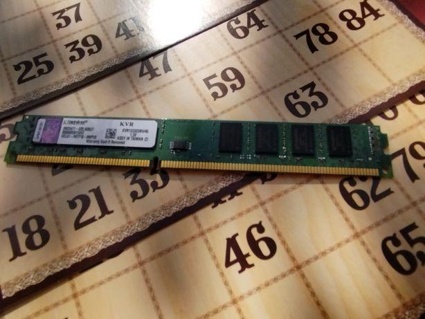 Оперативная память DDR3  4 гиг