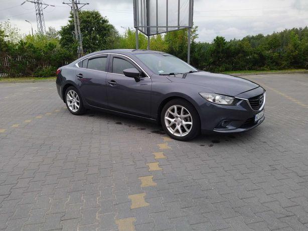 Mazda6 2016 Piękna Zadbana Igła Prywatna Zamiana