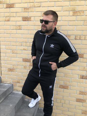 Утепленный спортивный костюм Adidas не Nike, Puma