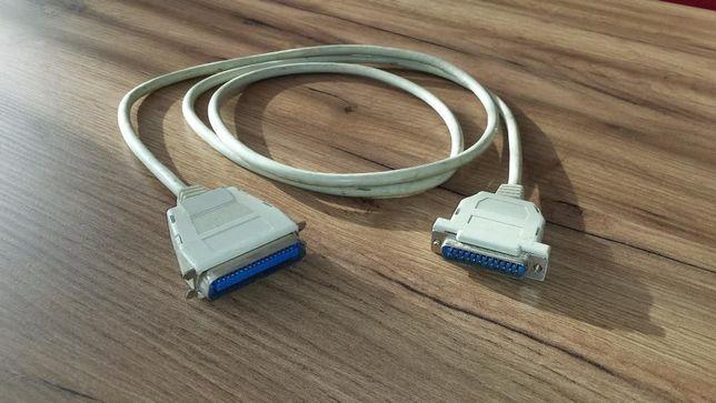 Kabel drukarkowy LPT ok. 1,5m