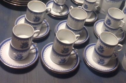 Vista Alegre Cozinha Velha chá