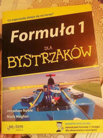 Książka dla fanów F1 Formuła 1 historia definicje zespoły Nowa