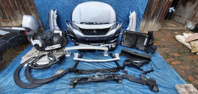 Запчасти Peugeot 301 508 308 208 разборка Peugeot 508 3008 II 4008 RCZ