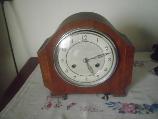 Zamienię zegar kominkowy angielski