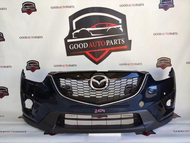 Бампер передний Mazda CX-5 I 2013-2016 мазда
