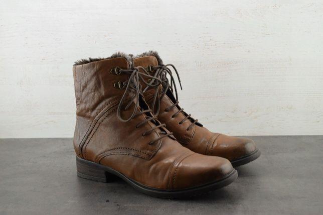 Ботинки Clarks. Размер 39