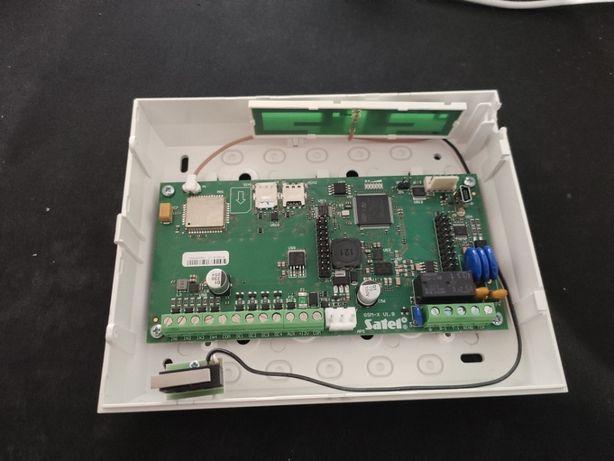 Для сигнализации Satel интерфейс связи GSM-X