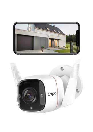 Câmera de vigilância Exterior WIFI IP66 TP-Link (NOVO)