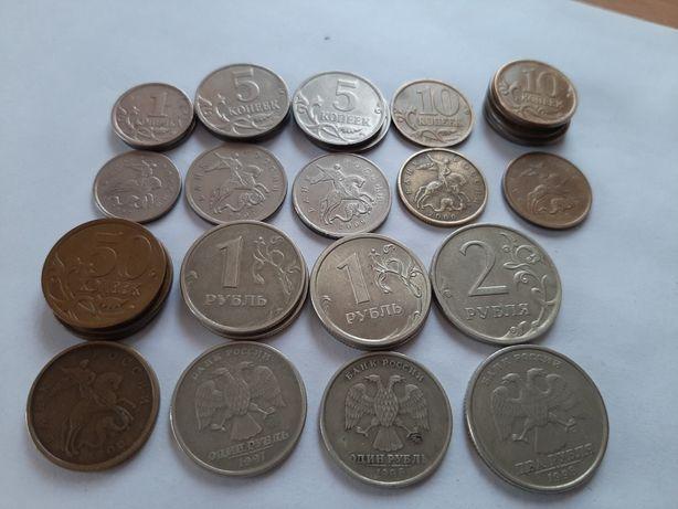 Монеты России старовинные