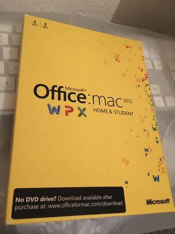 Microsoft Office Mac 2011 Original inclui DVD e a chave