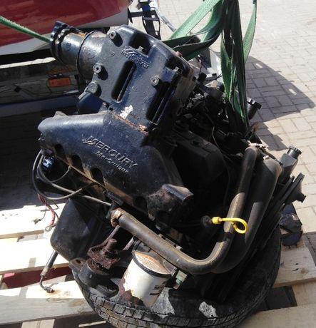 Mercruiser 4.3l V6 Non Vortec silnik na części blok wał głowice łódka
