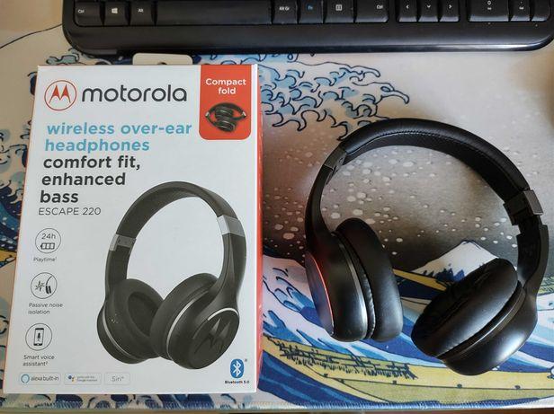 Headphones Bluetooth motorola