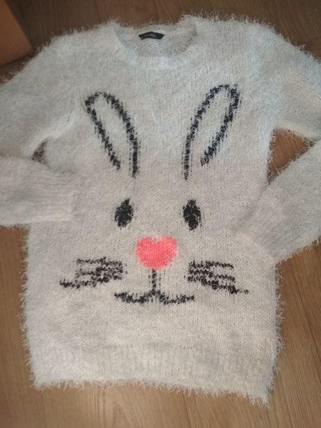 Sweterek króliczek