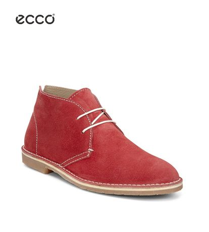Замшевые ботинки ECCO Tripoli Оригинал