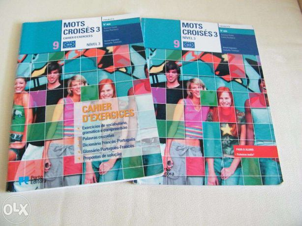 Livros Escolares Francês 9º ano