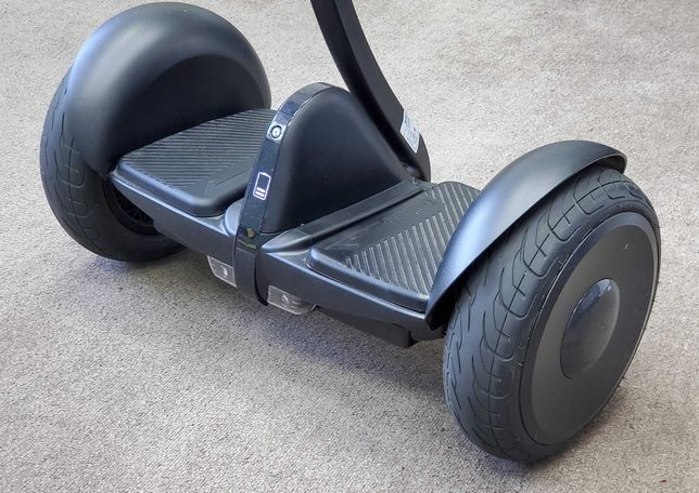 Гироскутер MiniRobot (Black)