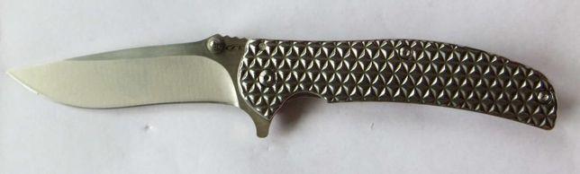 nóż folder o oznaczeniu ZT