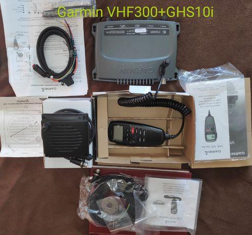 Radio Morskie Garmin VHF 300i + GHS 10i