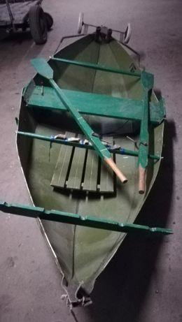Лодка дюралевая