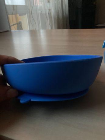 Kubek 360' i miseczka do nauki jedzenia