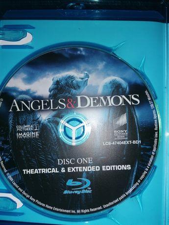 Anioły i Demony bluray