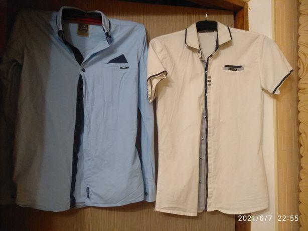 Рубашки школьные размер 164 170 Турция