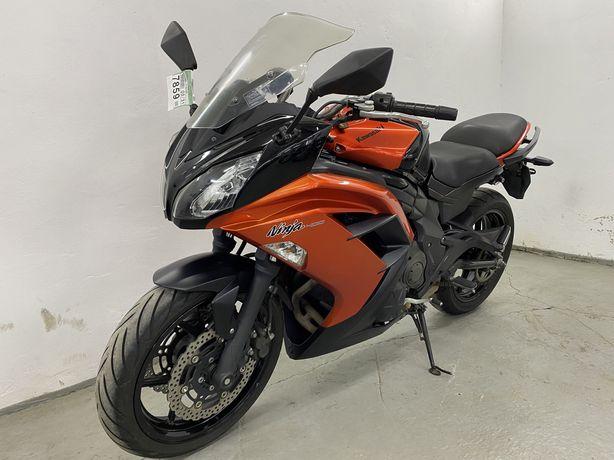 Kwasaki Ninja 400 мотоцикл из Японии(склад)