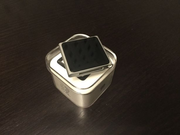 iPod nano nunca usado novo