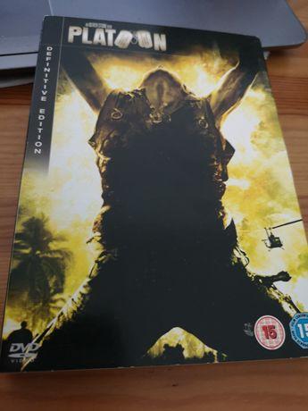Platoon DVD definitive edition (Reino Unido)