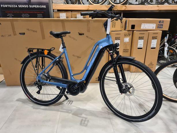 Holenderski rower elektryczny elektryk Multicycle Prestige EMS DI2