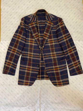 Мужской пиджак блейзер Suitsupply Etro Gucci Tom Ford Brunello