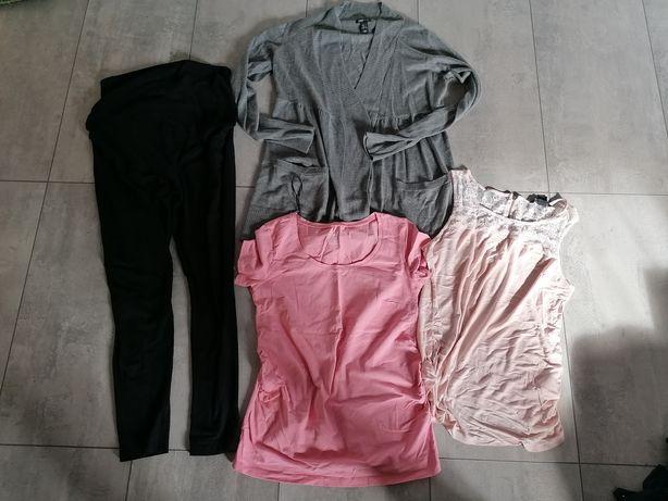 Zestaw ubrania ciążowe roz. L (40) H&M