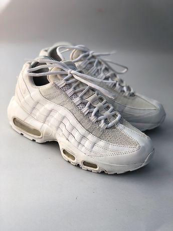 Nike AirMax 95 premium white