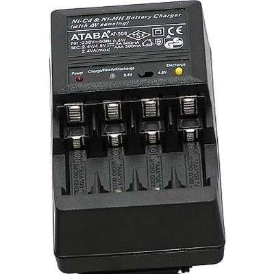 Продать Автоматическое зарядное устройство для аккумуляторов ATABA AT-